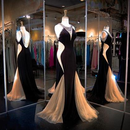 Backless Charming Prom Dresses,The ..
