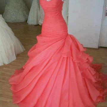 Unique Prom Dress,Sweetheart Prom D..