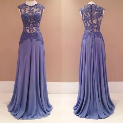Mermaid Prom Gown,lace Evening Gown..