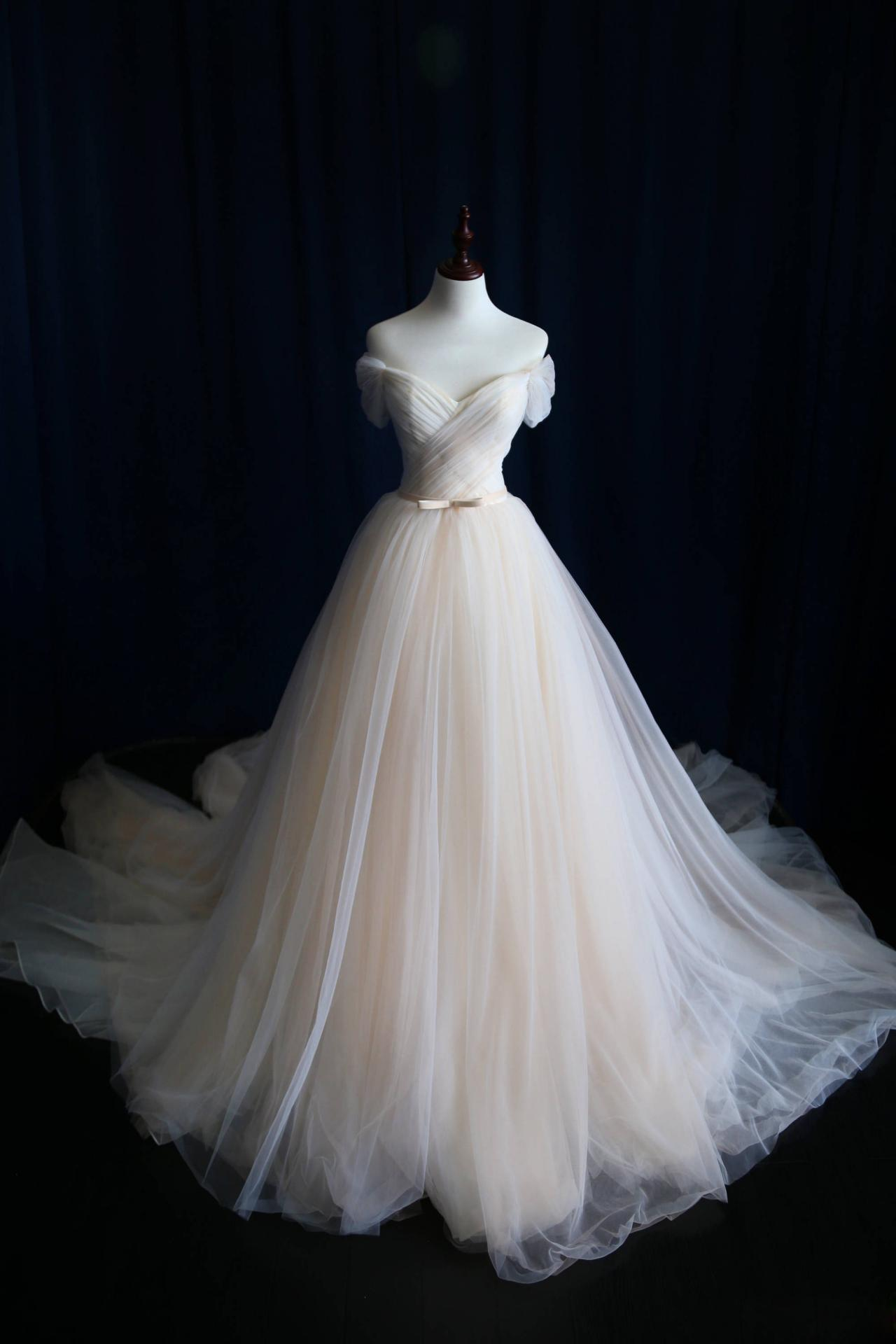 A-line Wedding Dress,Wedding Dresses,Wedding Dress,Wedding Gown ...