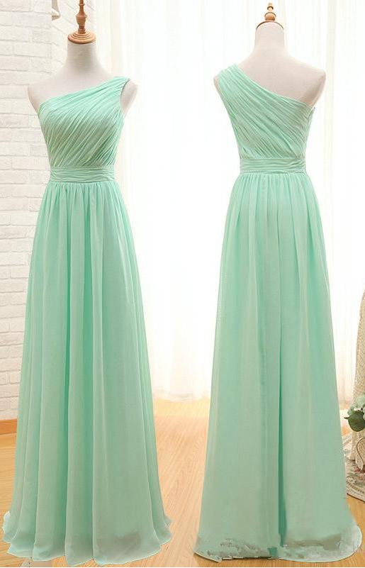Bridesmaid Dresses,Bridesmaid Dresses Long,Pleat Bridesmaid Dresses,Zipper Bridesmaid Dresses,Chiffon Bridesmaid Dresses