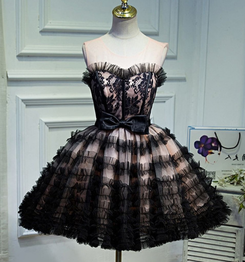 Cute Sweetheart A-Line Dresses,Short Prom Dresses,Cheap Homecoming Dresses, Graduation Dress