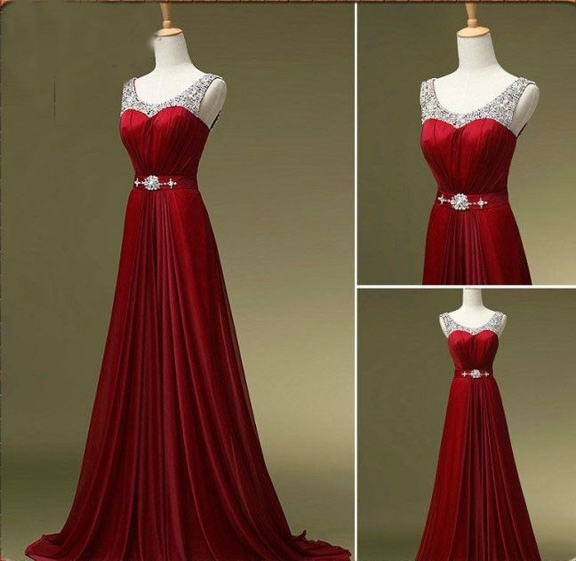 Custom Long Prom Dress f889d8bd6