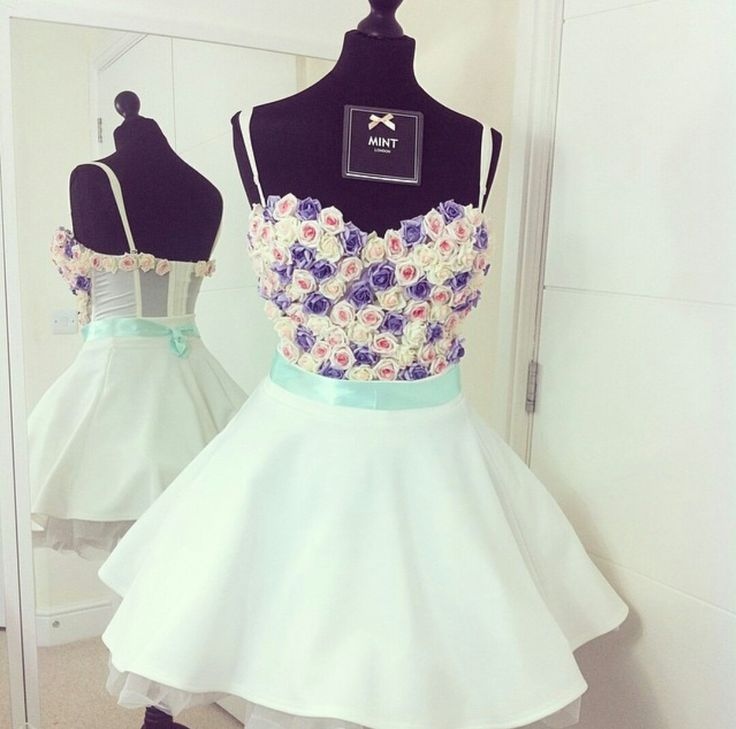 a3596b77 White causal homecoming dress lace prom dresses homecoming jpg 736x729 Birthday  simple short dresses