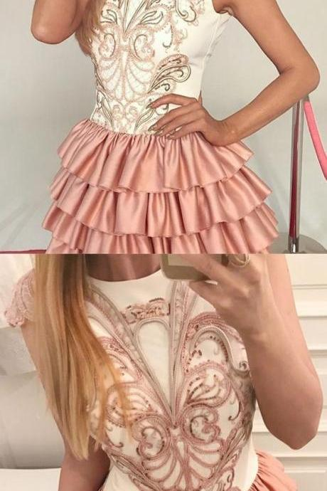 Cheap homecoming dresses ,short Prom Dress,Short Prom Dress,Fashion Homecoming Dress
