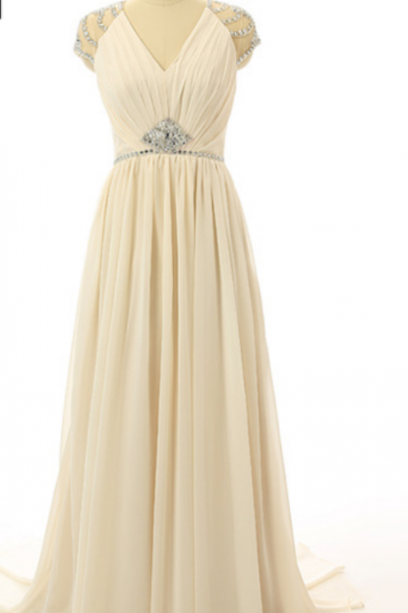 The neckline of the fashion series v-neck, the dress skirt, the formal party dress