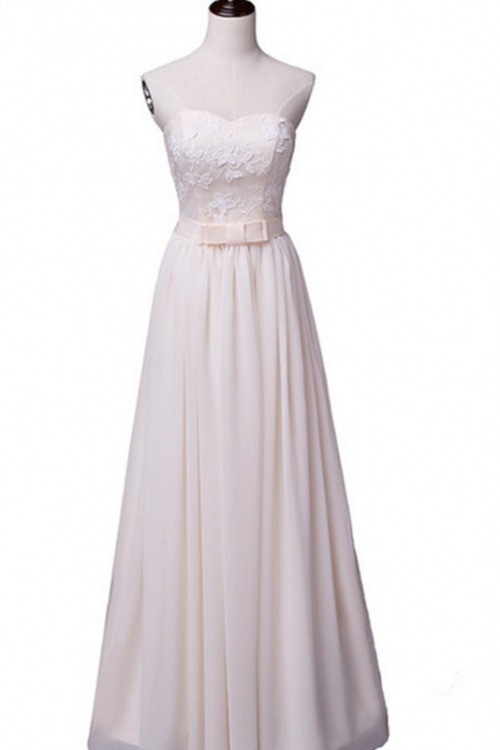 New to elegant party dress tux, fista ivory chiffon chiffon with a strapless evening dress