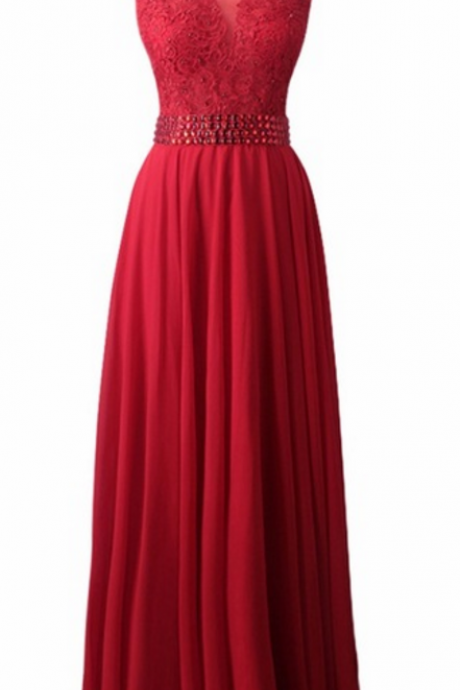 The most popular new red lace mermaid ball gown with a gauze gown evening dresses