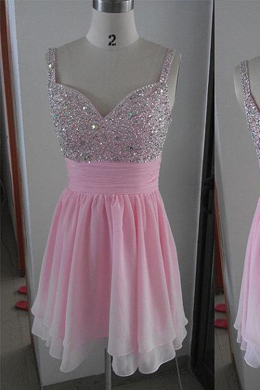 Sweatheart Neck Prom Dress Homecoming Prom Dress Open Back Prom Dress Sleeveless Prom Dress