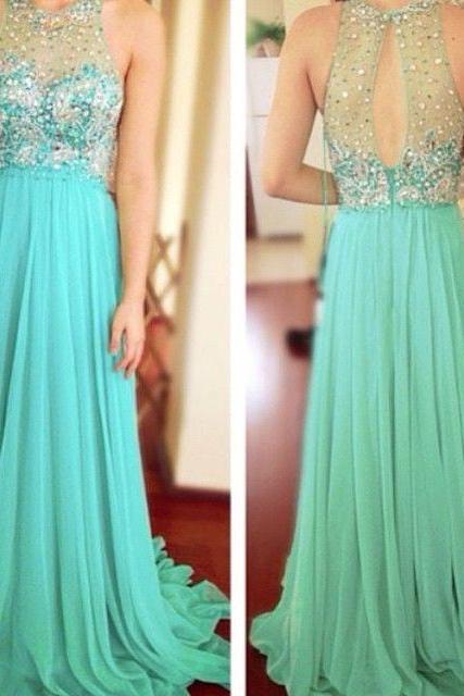 long prom dress, gorgeous prom dress, charming prom dress, formal prom dress, affordable prom dress, open back prom dress, evening dress