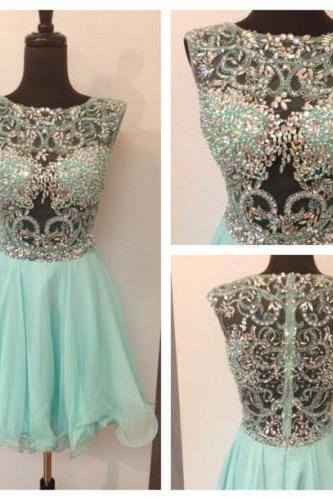 Custom Made Short Homecoming Dresses,Short Prom Dress, Blue Homecoming Dresses,A-Line Homecoming Dresses,Homecoming Dresses