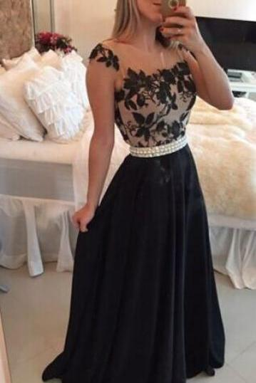 2017 black coffion Prom Dresses,long Evening Dress,mermaid Prom Dress,Prom Gown,Sexy Prom Dress,Long Prom Gown,Modest Evening Gowns for Teens