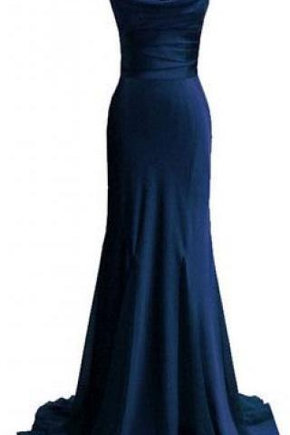 Navy Blue Prom Dresses & Gowns - Luulla