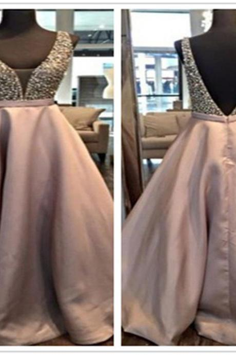 Gray Prom Dresses,Silver Grey Prom Dress,Sexy Prom Dress,Sequined Prom Dresses,2016 Formal Gown,Evening Gowns,A Line Party Dress,Sequin Prom Gown For Teens
