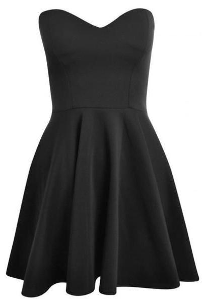 Homecoming Dress,Cute Prom Dress,Short Prom Dresses,black homecoming dress ,short homecoming dress,short party dress