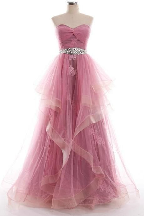 Prom Dress,Simple Dress Prom Dresses, Prom Dress Long Evening Party Dresses,Appliques Evening Dress,Wedding Guest Prom Gowns, Formal Occasion Dresses,Formal Dress