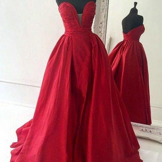 Red Prom Dress,Backless Prom Dress,Maxi Prom Dress,Fashion Prom Dress,Sexy Party Dress, New Style Evening Dress
