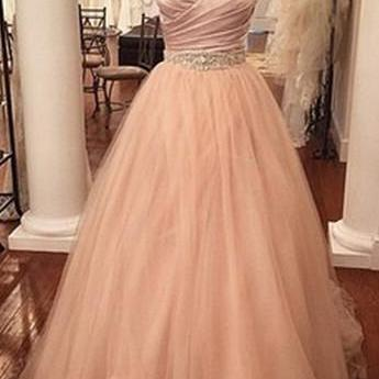 Prom Dress, Pink Prom Dresses,Ball Gown Prom Dress,Prom Gown,Pink Prom Gown,Elegant Evening Dress,Evening Gowns,Party Gowns,Formal Dress